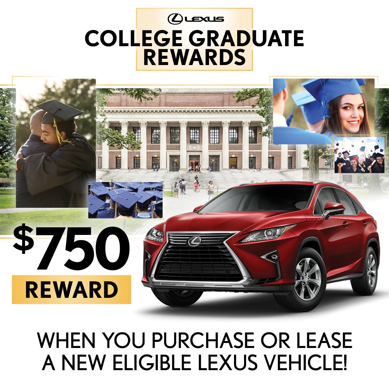 Lexus College Graduate Program