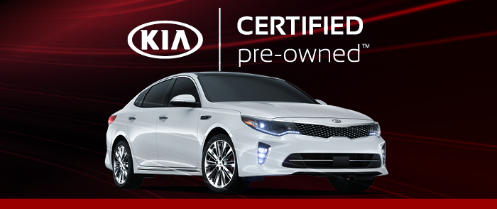 Certified Pre Owned Kia Program In Phoenix Phoenix Az