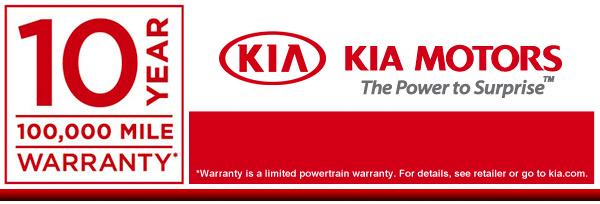 Kia 10 Year 100 000 Mile Warranty Program In Lynchburg Va Kia Of