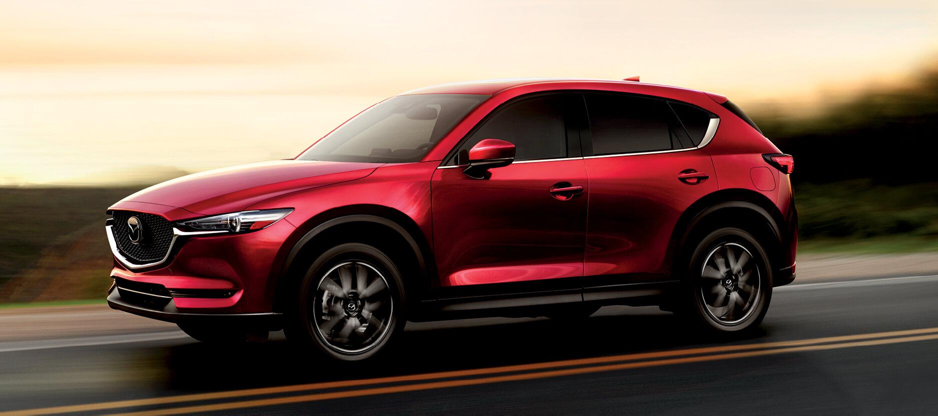 The All New Mazda CX-5