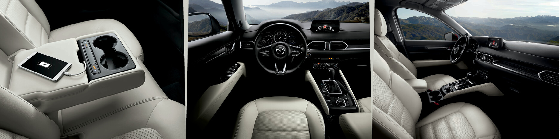The All New Mazda CX-5 Interior