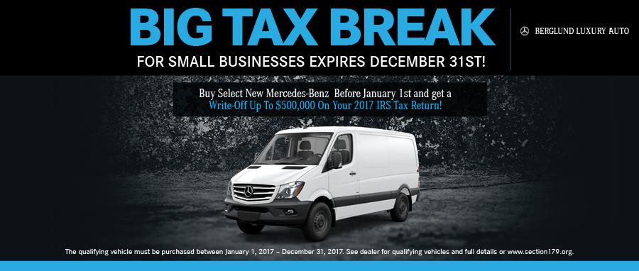 Big Tax Breaks