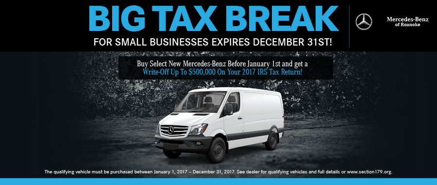 Big Tax Breaks